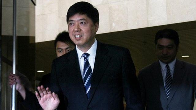 Doanh nhân - ông chủ khách sạn Hồng Kông Stephen Lau Hei-wing. Ảnh: SCMP