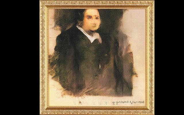 Bức tranh do AI vẽ được các nhà đấu giá hi vọng sẽ kiếm được 7.000 đến 10.000 USD.