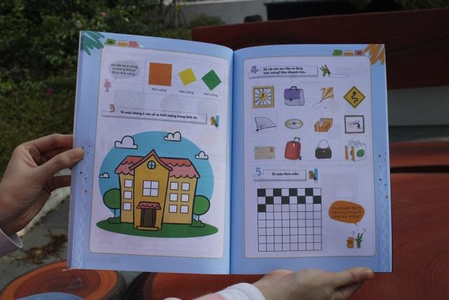 Trẻ sẽ được khám phá quy luật và sáng tạo cùng các kĩ thuật tính toán thú vị ở tập 5 và 6.
