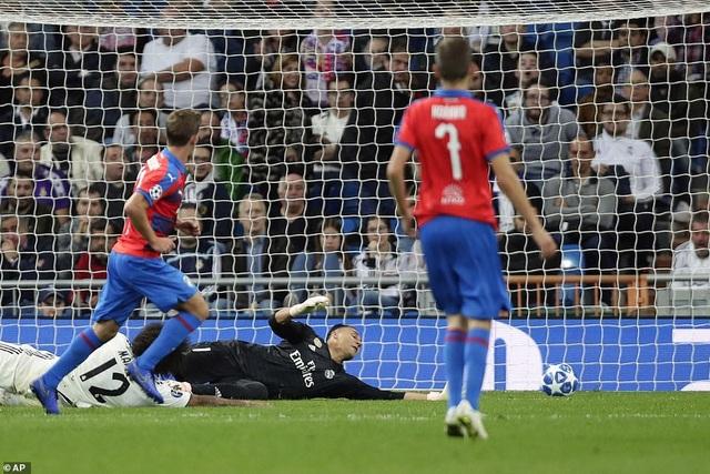 Hrosovsky ghi bàn ở phút 78 cho đại diện CH Séc