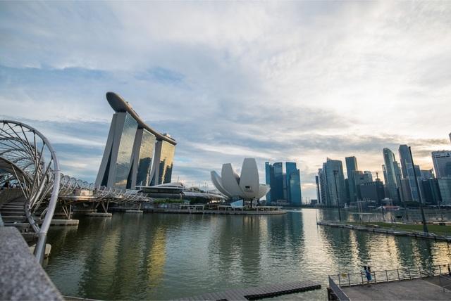 Một góc đảo quốc Singapore. (Ảnh: Jakarta Post)