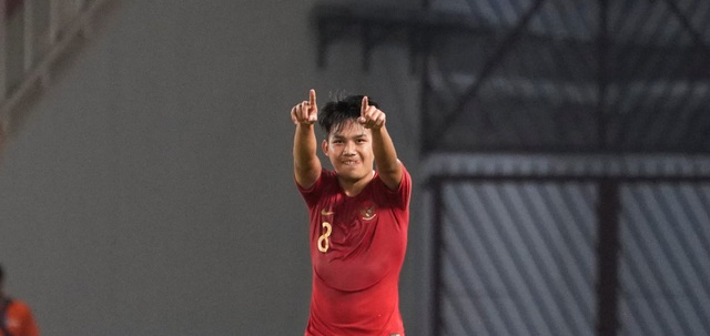 U19 Indonesia mang đến những cảm xúc nghẹt thở cho người hâm mộ ở giải năm nay