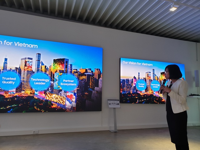 Các dòng màn hình LED được sử dụng với các mục đích thương mại khác nhau.