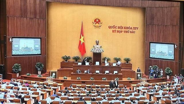 Sáng nay Quốc hội lấy phiếu tín nhiệm 48 lãnh đạo chủ chốt - Ảnh 2.