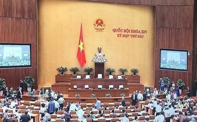 Sáng nay Quốc hội lấy phiếu tín nhiệm 48 lãnh đạo chủ chốt - Ảnh 3.