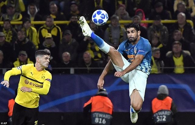 Dortmund 4-0 Atletico: Cú sốc lớn với HLV Simeone - 3
