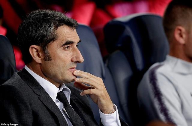 HLV Valverde mãn nguyện với chiến thắng trước Inter