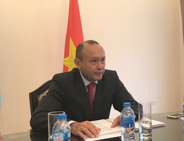 Đại sứ Kazakhstan tại Việt Nam Beketzhan Zhumakhanov