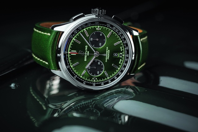 Bentley và Breitling hợp tác ra đồng hồ đeo tay cao cấp - 6