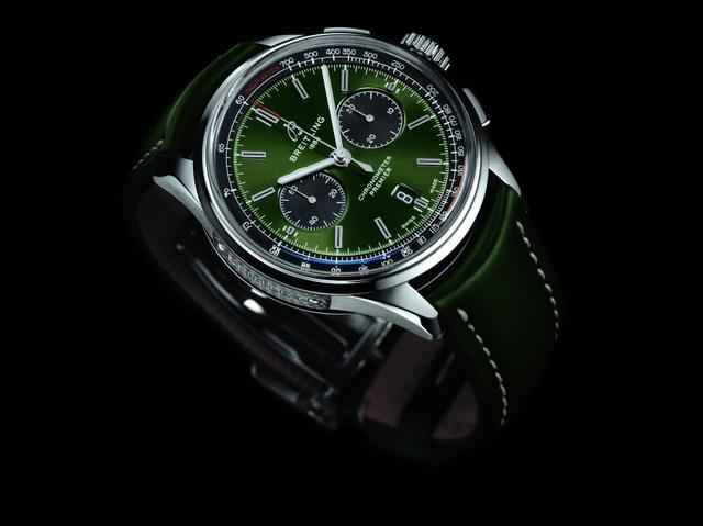 Bentley và Breitling hợp tác ra đồng hồ đeo tay cao cấp - 5