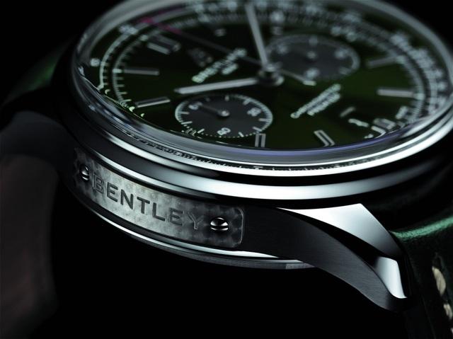 Bentley và Breitling hợp tác ra đồng hồ đeo tay cao cấp - 4