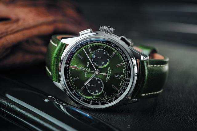 Bentley và Breitling hợp tác ra đồng hồ đeo tay cao cấp - 2