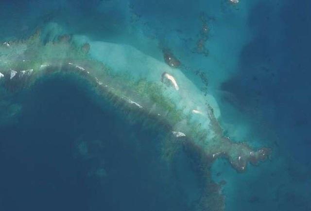 Sự biến mất quá nhanh của Đảo Đông, Hawaii là một bằng chứng nữa của tình trạng biến đổi khí hậu.