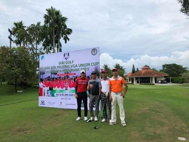 Giải golf khởi động cho VGA Union Cup vào đầu năm sau