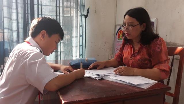 Bài kiểm tra của học sinh sẽ được rọc phách trước khi chấm nhằm đảm bảo tính khách quan