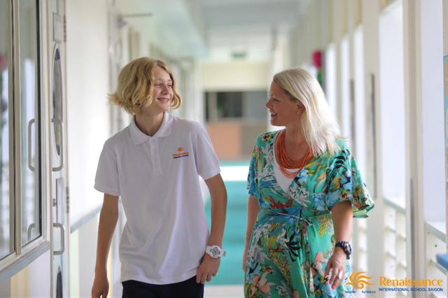 Bí quyết giúp trẻ phấn khởi đi học mỗi ngày - 3