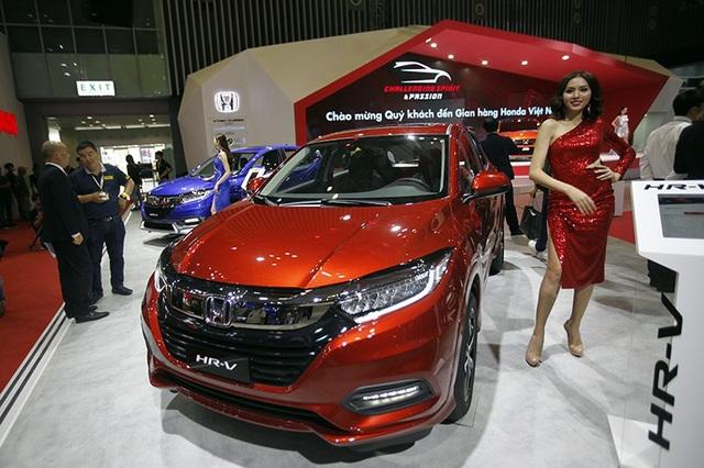 Honda HR-V Mugen với bộ phụ kiện mới hứa hẹn sẽ đem đến những trải nghiệm mới cho khách hàng.