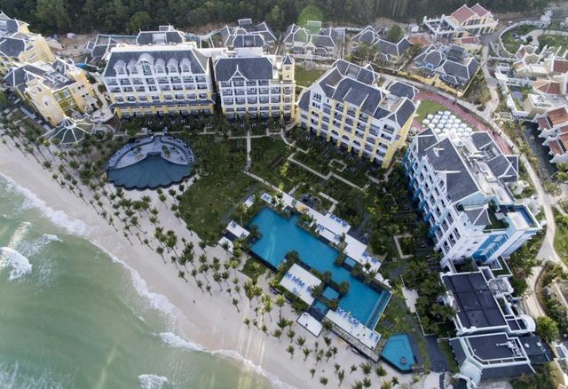 JW Marriott Phu Quoc Emerald Bay - Top 50 khu nghỉ dưỡng tốt nhất thế giới