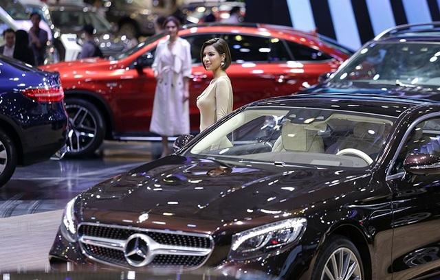Gian hàng lớn nhất Triển lãm ô tô Việt Nam 2018 có gì hấp dẫn? - 12