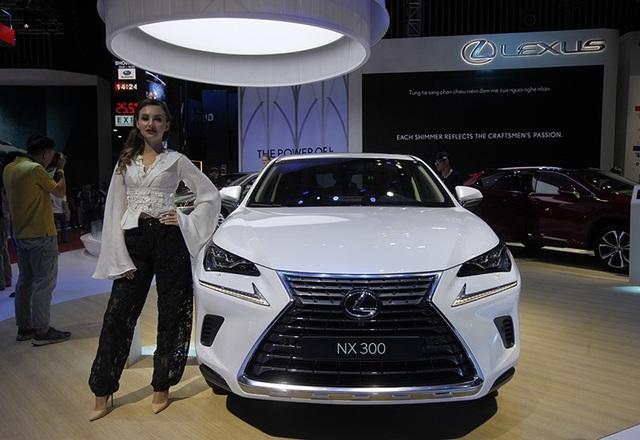 Đẳng cấp Lexus gây ấn tượng mạnh tại Triển lãm Ôtô Việt Nam 2018 - 14