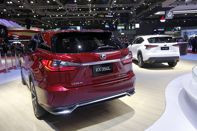 Đẳng cấp Lexus gây ấn tượng mạnh tại Triển lãm Ôtô Việt Nam 2018 - 13