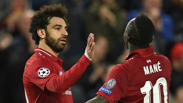 Mohamed Salah là người cán cột mốc 50 bàn thắng nhanh nhất lịch sử Liverpool