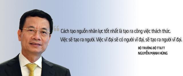 Bộ trưởng Nguyễn Mạnh Hùng: IoT giúp Việt Nam bứt phá, nhưng phải bằng tư duy mới - 3