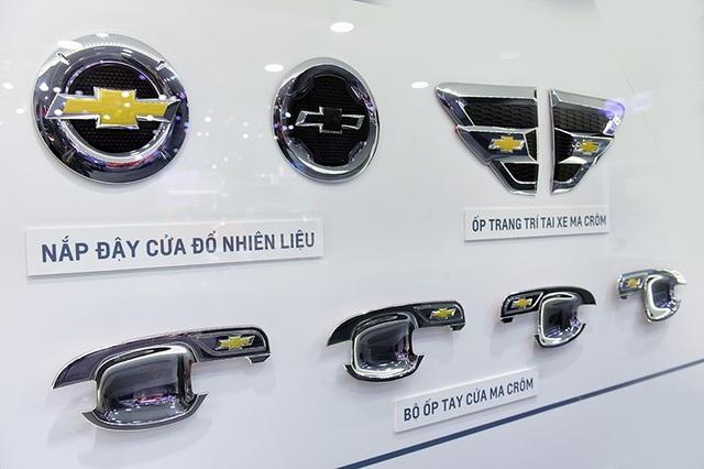 Perfect Black - Gói phụ kiện cá tính cho Chevrolet Trailblazer - 6