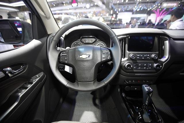 Perfect Black - Gói phụ kiện cá tính cho Chevrolet Trailblazer - 8