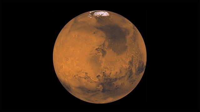 Sao Hỏa có thể có đủ oxy cho sự sống đơn giản.