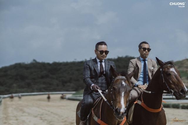 Ý tưởng độc đáo trong bộ Look Book đến từ thương hiệu veston hàng đầu Việt Nam - 1
