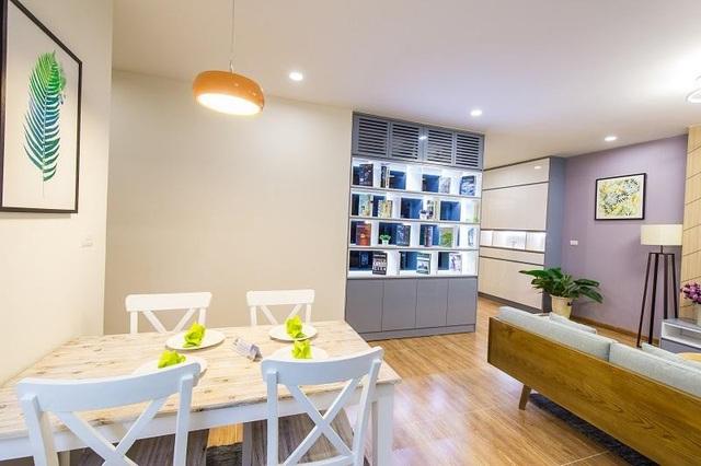 Trải nghiệm căn hộ mẫu dự án Samsora Premier 105