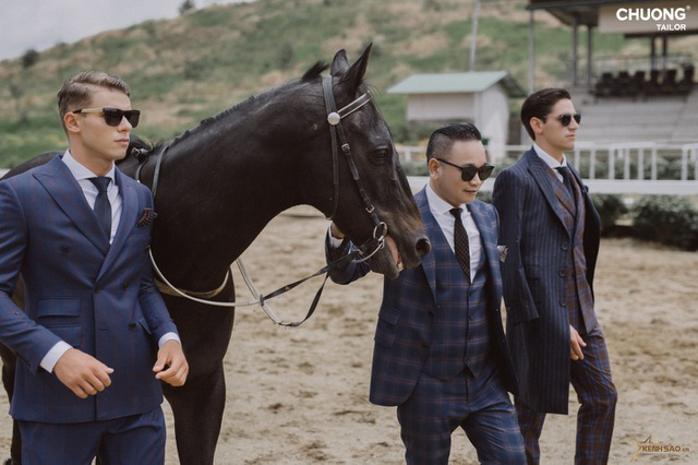 Ý tưởng độc đáo trong bộ Look Book đến từ thương hiệu veston hàng đầu Việt Nam - 4