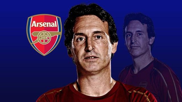 HLV Unai Emery đã giúp Arsenal thăng tiến ở mùa này