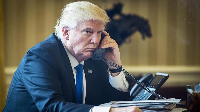Tổng thống Donald Trump (Ảnh: TASS)