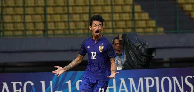 U19 Thái Lan đứng trước cơ hội lần đầu tiên dự VCK World Cup U20