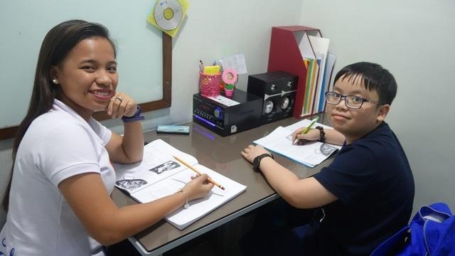 Hình thức học 1:1 hiệu quả có tại Philippines
