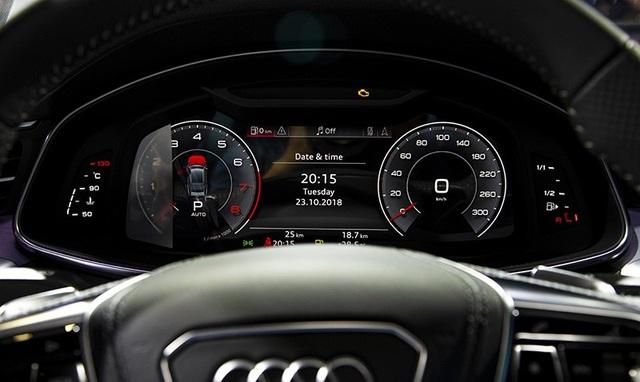 Audi A7 - Tinh hoa công nghệ Đức - 7