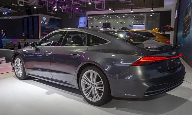 Audi A7 - Tinh hoa công nghệ Đức - 10