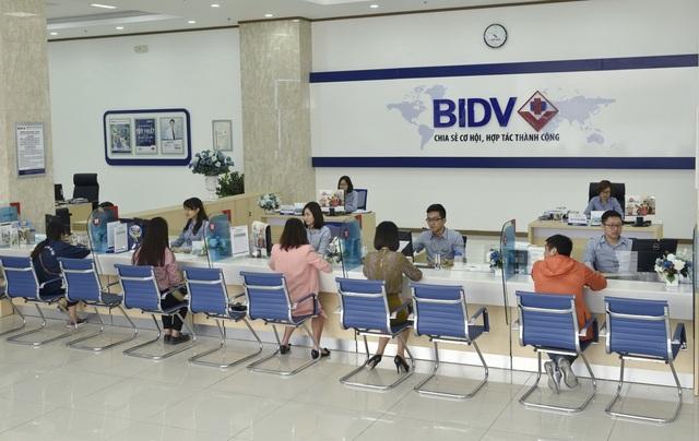 Tổng thu nhập hoạt động của BIDV đạt 32.865 tỷ đồng, tăng 18,3% so với cùng kỳ năm trước
