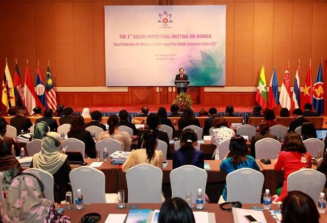 Các nước khối ASEAN đưa ra tuyên bố xoá bỏ rào cản với phụ nữ - 1