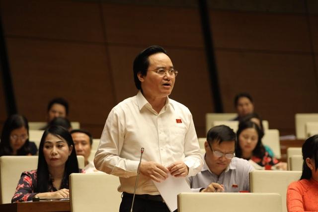 """Bộ trưởng Phùng Xuân Nhạ: """"Tiêu cực, gian lận thi cử thời nào cũng có"""" - Ảnh 2."""