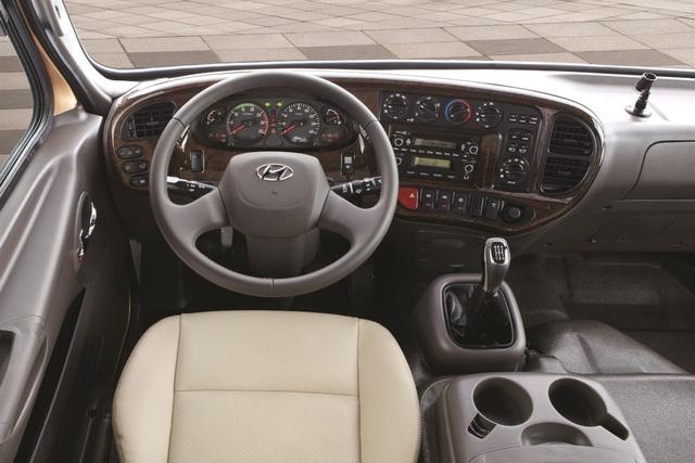 Hyundai Thành Công giới thiệu New County thế hệ mới - 6