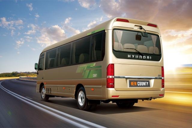 Hyundai Thành Công giới thiệu New County thế hệ mới - 11