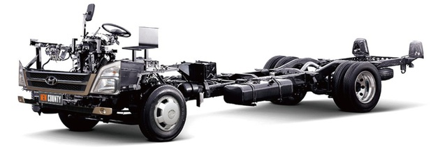 Hyundai Thành Công giới thiệu New County thế hệ mới - 10