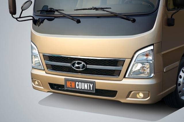 Hyundai Thành Công giới thiệu New County thế hệ mới - 3