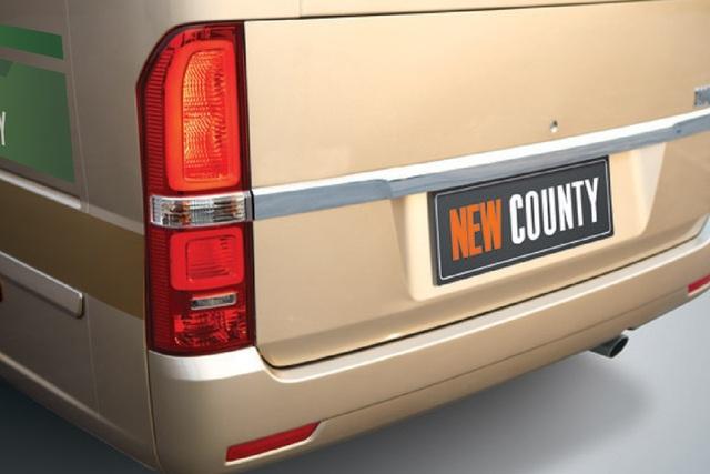 Hyundai Thành Công giới thiệu New County thế hệ mới - 5