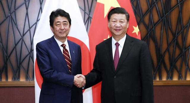 Nhật Bản sẽ ngừng cung cấp ODA cho Trung Quốc khi nước này vượt Nhật Bản, trở thành nền kinh tế lớn thứ 2 thế giới.