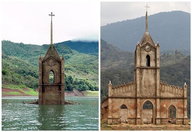 7 địa điểm ngập chìm trong nước kỳ lạ trên thế giới - 2