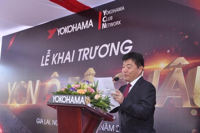 YCN Ô Tô Châu là cửa hàng lốp xe tiêu chuẩn Nhật Bản đầu tiên tại khu vực Tây Nguyên.